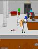 بازی آنلاین خنده دار فرار از زندان