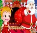 بازی آنلاین هازل کریسمس