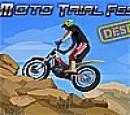 بازی موتور سواری آنلاین رکوردی کویر