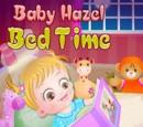 بازی آنلاین بچه داری وقت خواب هازل کوچولو