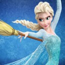 Room cleaning games Elsa