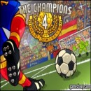 بازی فوتبال The Champions 4 fifa world Cup 2014 football | World Domination