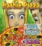 پختن پیتزا