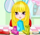 بازی دخترانه آرایش عروسک باربی