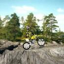 بازی موتور سواری  Dirt Bike 2
