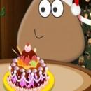 کیک کریسمس پو