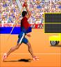 بازی آنلاین مسابقه پرتاب نیزه المپیک