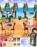 بازی آنلاین فلش رستوران داریBeach Restaurant