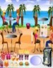 Online Flash oyun oynamak olduğunu plaj Restoran, Restoran