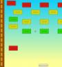 نابود کردن تمام بلوک های رنگی.