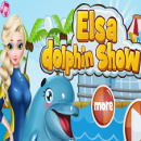 Dolphin water park and ELSA