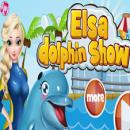 پارک آبی دلفین ها و السا