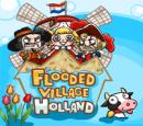 بازی فلش آب گرفتگی روستای هلند