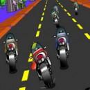 بازی قشنگ موتور سواری