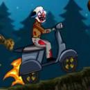 بازی زامبی موتور سوار