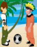 Ben10 vs Naruto بازی بن تن و ناروتو