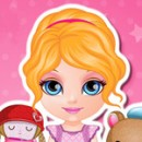 Sewing games Barbie dress up