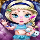 The game wound treatment children Elsa
