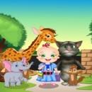 خوشبو کودک و تام باغ وحش ماجراجویی