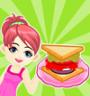 بازی آنلاین بالتیمور فروشگاه ساندویچ