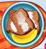 بازی آشپزی کیک موز