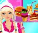 بازی آنلاین باربی مدیریت رستوران