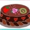 تزیین کیک