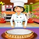 بازی دخترانه پخت کیک شکلاتی جدید