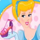 طراحی کفش سیندرلا