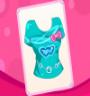 بازی آنلاین فلش دخترانه طراحی تیشرت