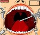 بازی آنلاین دندونپزشکی Dr Dentist And The Exploding Teeth