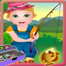 Online fishing game Juliette