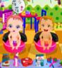 بازی آنلاین پرستاری بچه ها