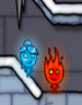 FireBoy & WaterGirl 3: The Ice Temple بازی آنلاین