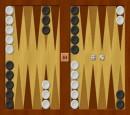 بازی تخته نرد  Backgammon