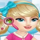 بازی چشم پزشکی لیزا