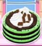 مسابقه پختن کیک شکلاتی خامه ای
