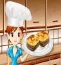 بازی آنلاین دخترانه سارا (آشپزی،پختن بیسکوییت)