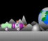 بازی آنلاین Moon Partrol