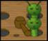 بازی آنلاین Caterpillar Smash
