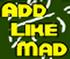 بازی آنلاین Add Like Mad