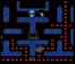 بازی آنلاین Evangelion - Pac Man
