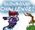 بازی انلاین Snowboard Challenge
