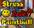 بازی انلاین Stress Relief Paintball