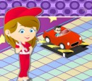 بازی فلش دخترانه مدیریت گاراژ تعمیرگاه ماشین فرنزی