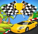 Igra avto dirke نید vožnja hitrost PEB