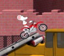بازی شیرین کاریبا  موتور موش 2