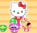 بازی آنلاین آشپزی دخترانه کلوچه کیتی