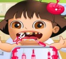 بازی دندانپزشکی لورا