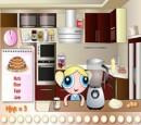 Spiele für Mädchen nur Kochbüchern in der Küche